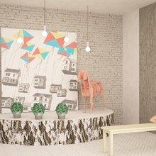 Фото из портфолио Детский сад. Авторы: Виктория Корнеева, Анна Беспрозванных – фотографии дизайна интерьеров на INMYROOM