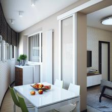 Фотография: Балкон в стиле Современный, Квартира, Советы – фото на InMyRoom.ru