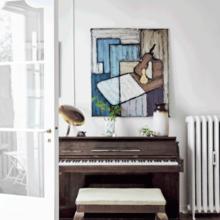 Фото из портфолио Вещи с блошиного рынка- изюминка интерьера – фотографии дизайна интерьеров на INMYROOM