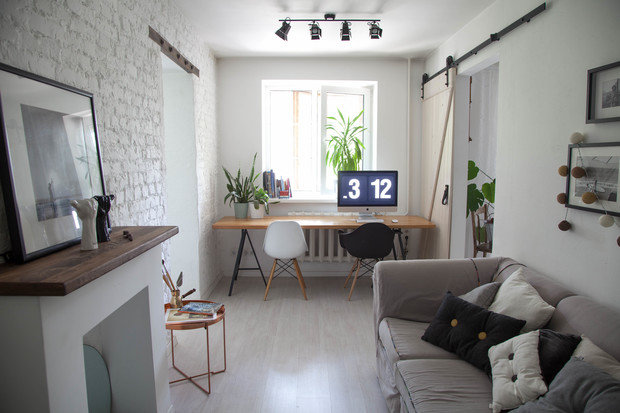 Дизайн: владельцы квартиры