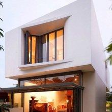 Фотография: Архитектура в стиле , Декор интерьера, Декор дома, Цвет в интерьере, Белый, Бассейн – фото на InMyRoom.ru