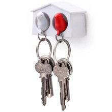 Держатель+брелок для ключей двойной mini sparrow