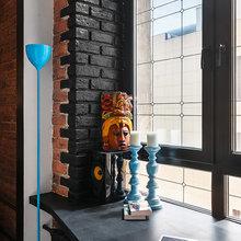 Фотография: Декор в стиле Лофт, Эклектика, Квартира, Проект недели, Москва, Герой InMyRoom, Ксения Стрекоза – фото на InMyRoom.ru