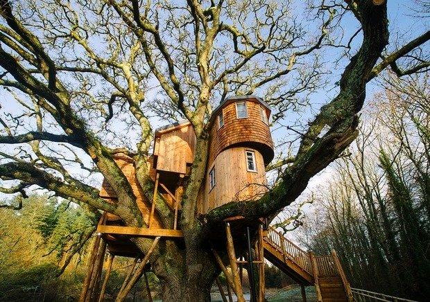 Фотография: Архитектура в стиле , Гид, Дом и дача, домик на дереве – фото на INMYROOM
