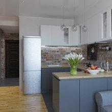 Фото из портфолио Квартира-студия для бизнес коуча – фотографии дизайна интерьеров на INMYROOM
