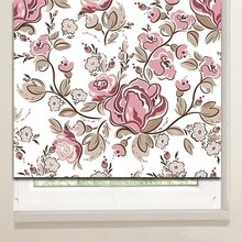Рулонные шторы: Изысканные розы