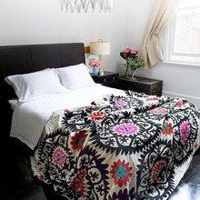 Фото из портфолио Теплые одеяла в интерьерах спальни – фотографии дизайна интерьеров на InMyRoom.ru
