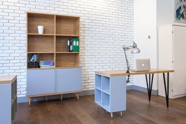 Фотография: Офис в стиле Скандинавский, Интервью, Woodi Furniture, Полина Балашова – фото на INMYROOM