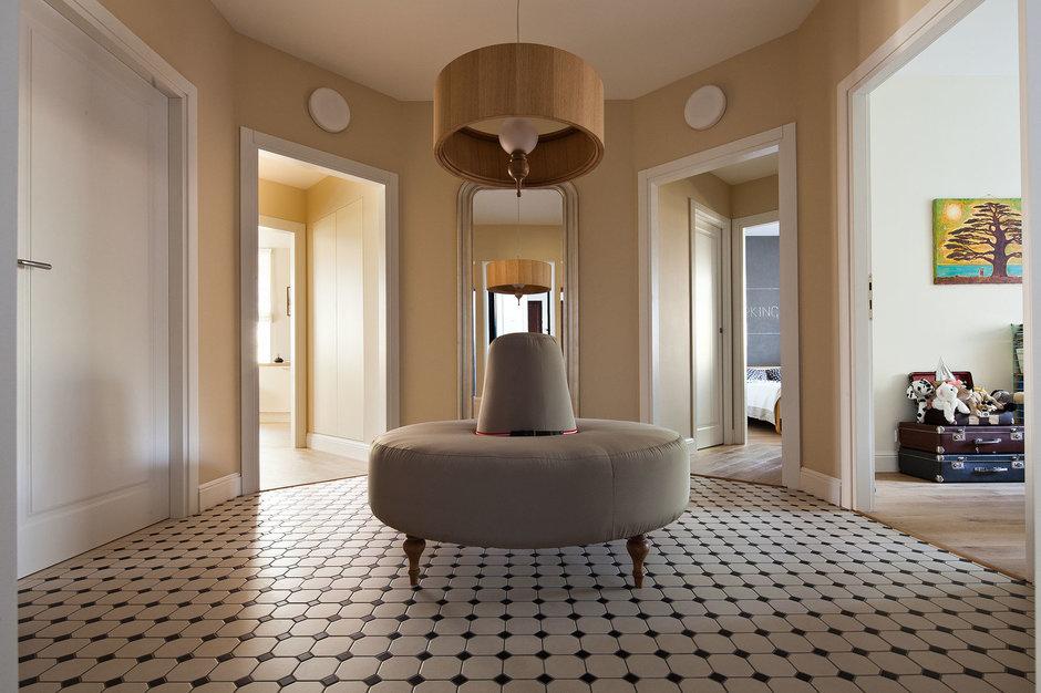 Фотография: Прихожая в стиле Эклектика, Квартира, BoConcept, Дома и квартиры, IKEA – фото на InMyRoom.ru