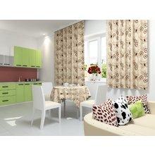 Кухонная скатерть: Классика стиля
