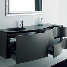 Фотография: Ванная в стиле Хай-тек, Декор интерьера, DIY – фото на InMyRoom.ru