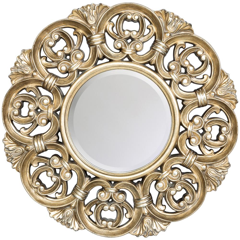 Купить Настенное зеркало аладдин в ажурной раме, inmyroom, Россия