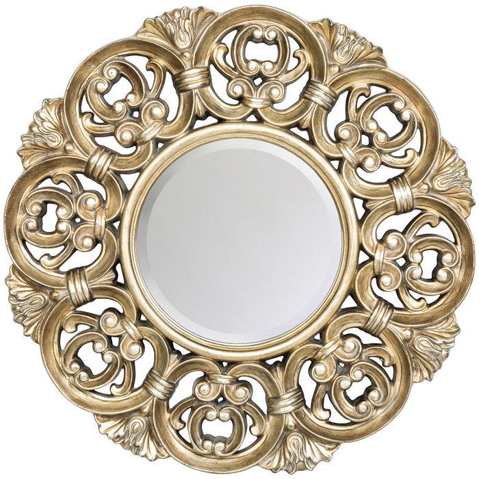Настенное зеркало Аладдин в ажурной раме