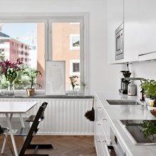 Фото из портфолио Norrbackagatan 60,1 tr – фотографии дизайна интерьеров на INMYROOM