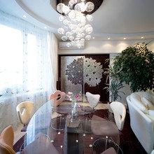 """Фото из портфолио """"Сливки и черничный сироп"""" – фотографии дизайна интерьеров на InMyRoom.ru"""