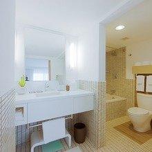Фотография: Ванная в стиле Современный, Дома и квартиры, Городские места, Бразилия – фото на InMyRoom.ru