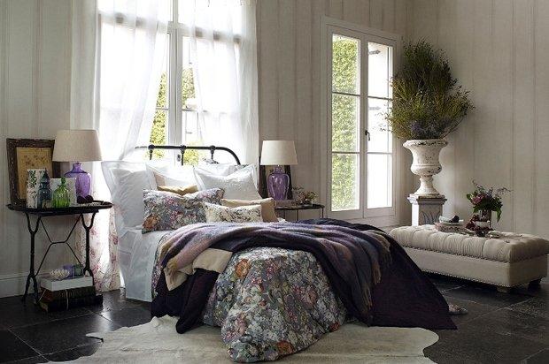 Фотография: Спальня в стиле Скандинавский, Декор интерьера, Квартира, Дом, Декор дома, Текстиль, Zara Home – фото на InMyRoom.ru