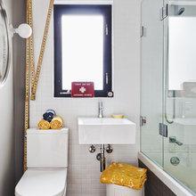 Фотография: Ванная в стиле Кантри, Скандинавский, Современный – фото на InMyRoom.ru