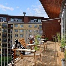 Фото из портфолио Värmlandsgatan 28, Linnéstaden – фотографии дизайна интерьеров на InMyRoom.ru