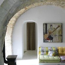 Фотография: Гостиная в стиле Скандинавский, Восточный, Декор интерьера, Декор дома – фото на InMyRoom.ru
