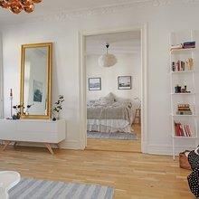 Фото из портфолио Nordhemsgatan 68, Линнестаден  – фотографии дизайна интерьеров на InMyRoom.ru