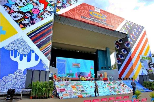 Фотография: Архитектура в стиле Современный, Декор интерьера, Мебель и свет, Праздник, Индустрия, События, IKEA, Маркет – фото на InMyRoom.ru