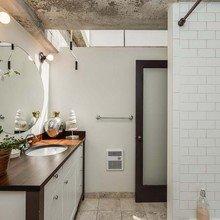 Фото из портфолио Потрясающий ЛОФТ в Сан-Франциско – фотографии дизайна интерьеров на INMYROOM