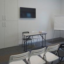 """Фото из портфолио """"Графика"""". Офис Savills в Москве. Реализованный проект  – фотографии дизайна интерьеров на InMyRoom.ru"""