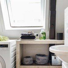 Фото из портфолио Стильный и современный ЛОФТ в 2 уровнях – фотографии дизайна интерьеров на INMYROOM