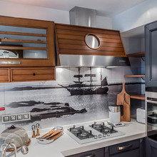 Фотография: Кухня и столовая в стиле Современный, Декор интерьера, Квартира, Интерьер комнат, Тема месяца – фото на InMyRoom.ru