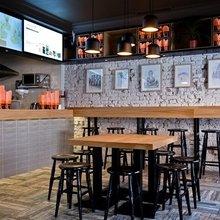 Фото из портфолио кафе Вок Стрит – фотографии дизайна интерьеров на INMYROOM