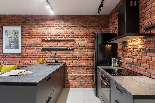 Фотография: Кухня и столовая в стиле Лофт, Советы – фото на InMyRoom.ru