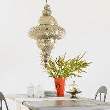Фотография: Кухня и столовая в стиле Кантри, Скандинавский, Современный, Восточный – фото на InMyRoom.ru