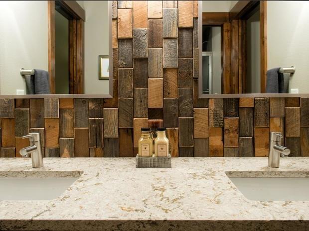 Фотография:  в стиле , Ванная, Советы, тренды в дизайне ванной комнаты 2015 – фото на InMyRoom.ru