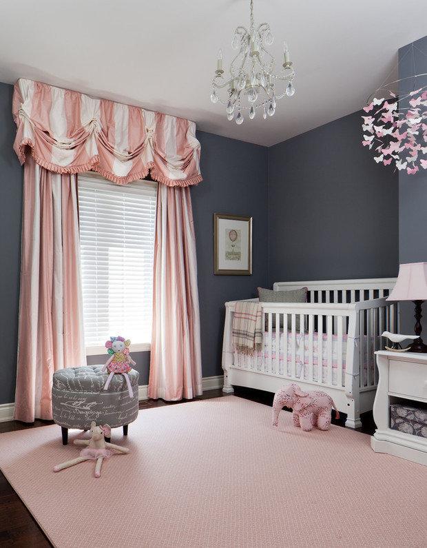 Фотография: Детская в стиле Современный, Декор, Советы, текстиль в интерьере – фото на INMYROOM