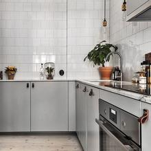 Фото из портфолио 14 фантастических кухонь в скандинавском стиле – фотографии дизайна интерьеров на InMyRoom.ru