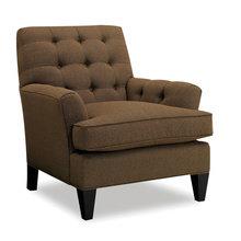 Кресло Vincent (Ткань, Дерево, 2706 Basil)