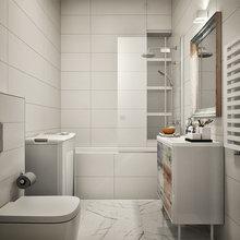 Фото из портфолио Веду дизайнерскую и декораторскую деятельность с 2013 года – фотографии дизайна интерьеров на INMYROOM