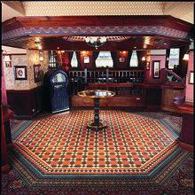 Фото из портфолио Напольная плитка Victorian Floor Tiles – фотографии дизайна интерьеров на INMYROOM
