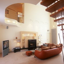 Фото из портфолио Загородный дом в стиле софт 750 кв.м. – фотографии дизайна интерьеров на InMyRoom.ru