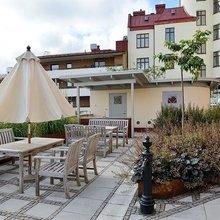 Фото из портфолио Квартира с собственной террасой на крыше – фотографии дизайна интерьеров на InMyRoom.ru