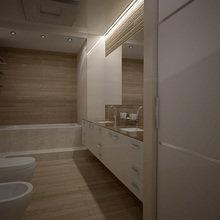 Фото из портфолио Квартира на Романова – фотографии дизайна интерьеров на INMYROOM