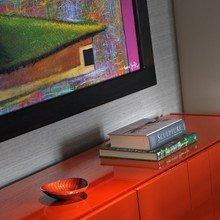 Фотография: Декор в стиле Современный, Квартира, Flos, Дома и квартиры, Лондон, Лестница, Библиотека, Готический – фото на InMyRoom.ru