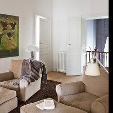Фото из портфолио  Богатая палитра цветов в буржуазном особняке Перпиньян – фотографии дизайна интерьеров на InMyRoom.ru