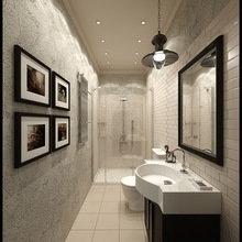 Фото из портфолио Проект таунхауса  – фотографии дизайна интерьеров на InMyRoom.ru