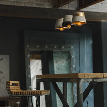 Фото из портфолио Барный стул – фотографии дизайна интерьеров на InMyRoom.ru