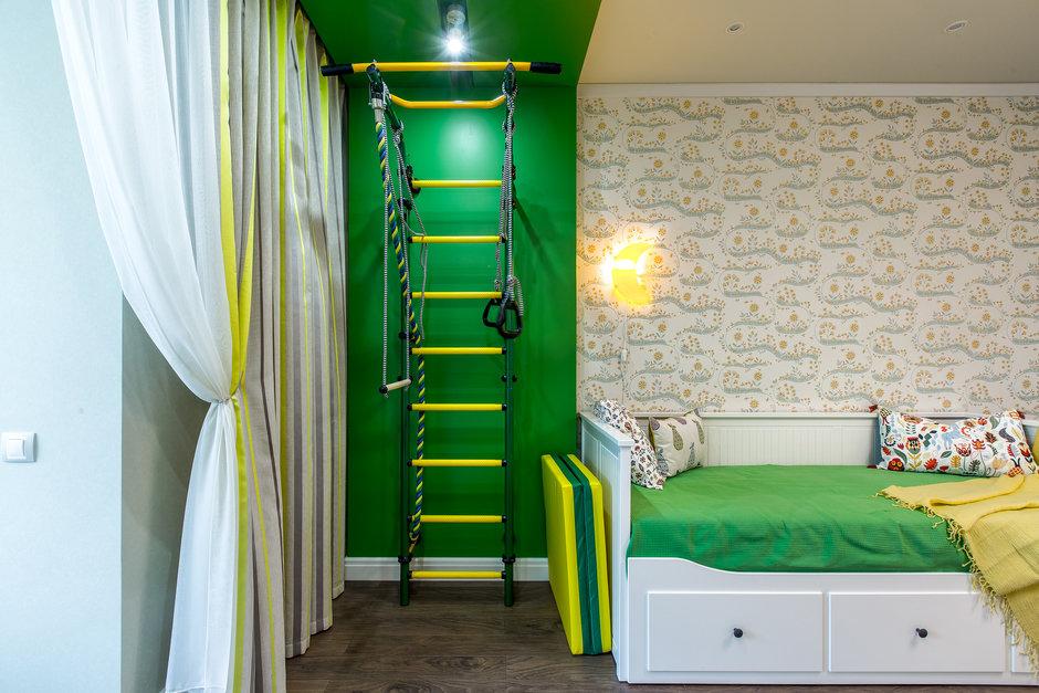 Фотография:  в стиле , Современный, Квартира, Проект недели, Самара, Artek Design Studio, Кирпичный дом, 3 комнаты, Более 90 метров, Оксана Агапонова – фото на InMyRoom.ru