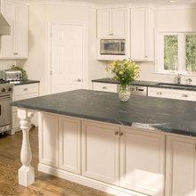 Фотография: Кухня и столовая в стиле Эклектика, Интерьер комнат, Переделка – фото на InMyRoom.ru