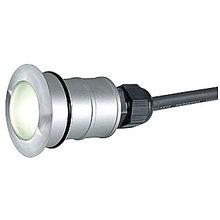 Светильник встраиваемый Power Trail-Lite Roundсталь / стекло матовое 228337