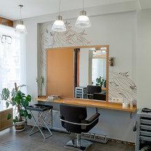 Фото из портфолио студия красоты Иначи – фотографии дизайна интерьеров на InMyRoom.ru